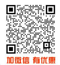 小程序产品经理的企业微信二维码